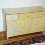 birch plywood dresser