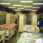bookstore shelving