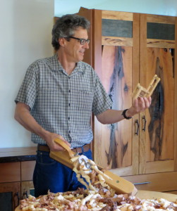 David Barrett, Woodworker