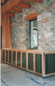 tassajara dining room cabinets